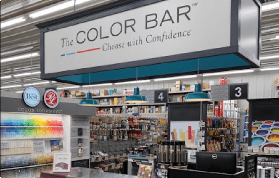 Our Color Bar
