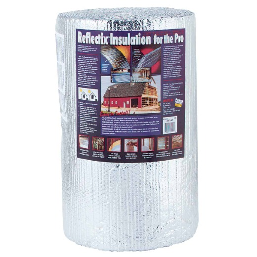 Reflectix 24 In. x 50 Ft. Double Reflective Insulation