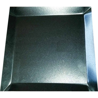 DOT Metal Products 8 In. x 8 In. Galvanized Steel Termite Shield