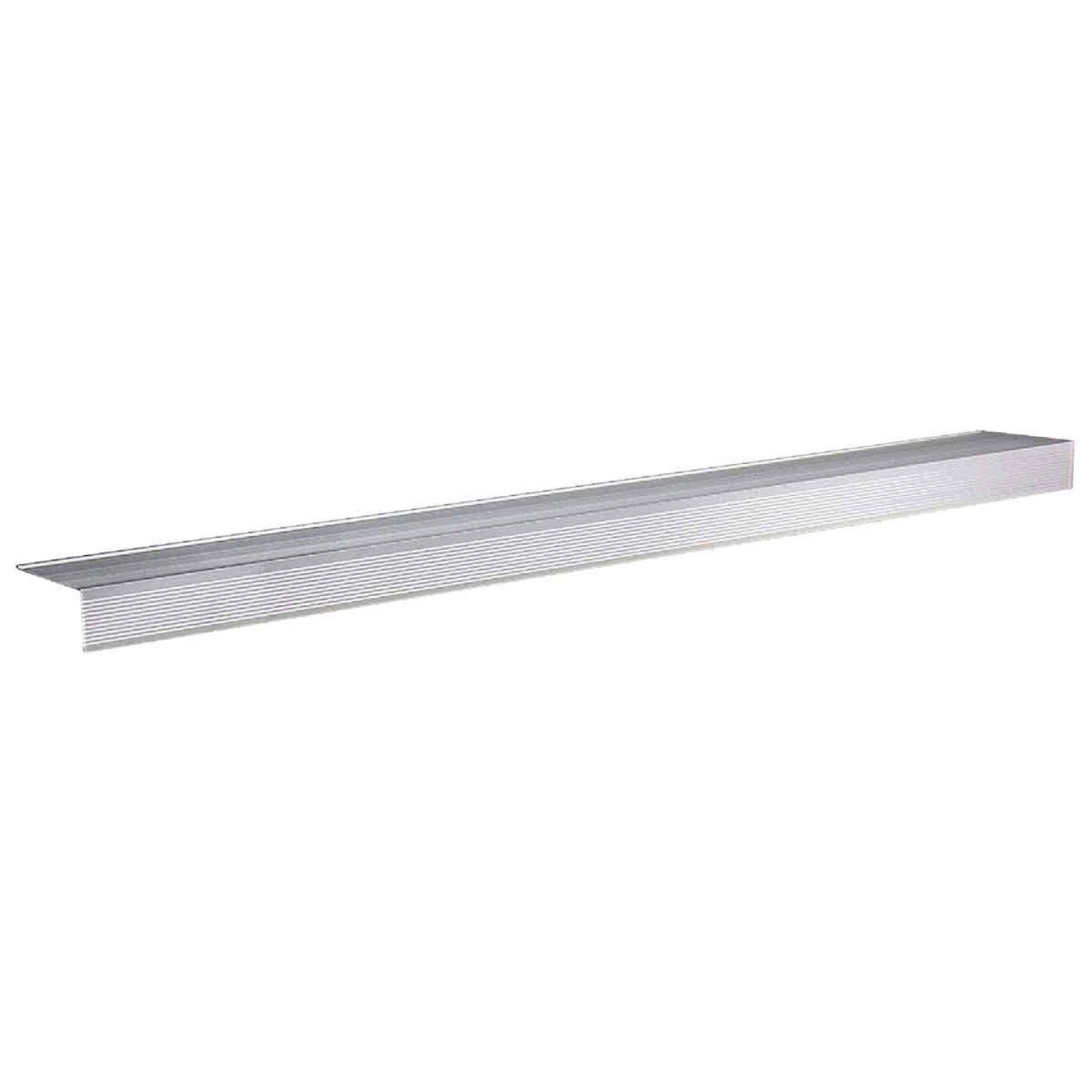 "M-D Ultra Satin nickel 72"" x 4-1/2"" Sill Nosing Image 1"