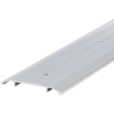 M-D Ultra 1/2 in. x 5 in. x 72 in. Mill Commercial Low Profile Fluted Saddle Threshold