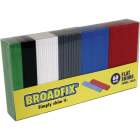 Broadfix 4 In. L Flat Polypropylene Shim, Assorted Thicknesses (60-Count) Image 2