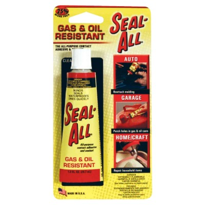 Seal-All 1 Oz. Household Cement