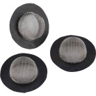 Camco Stainless Steel Mesh 1 In. RV Washer with Filter, (3-Pack) Image 3