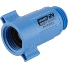 Camco 3/4 In. 40 - 50 psi Durable ABS Plastic RV Water Regulator Image 1