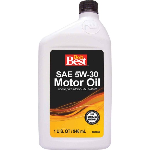 Do it Best 5W30 Quart Motor Oil