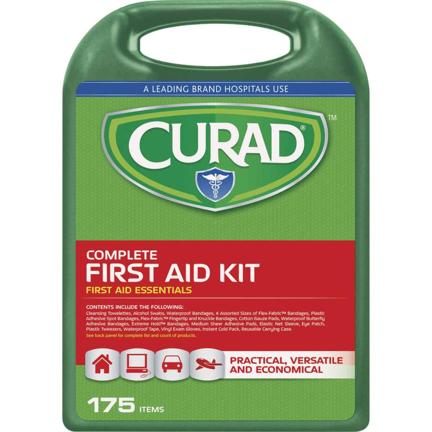 Curad Complete First Aid Kit (175-Piece) Image 1