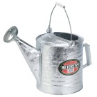 Behrens 10 Qt. Galvanized Steel Watering Can Image 1