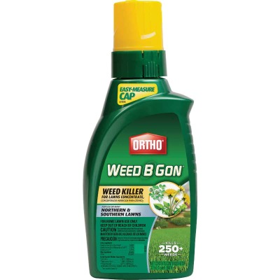 Ortho Weed-B-Gon 32 Oz. Concentrate Weed Killer For Lawns
