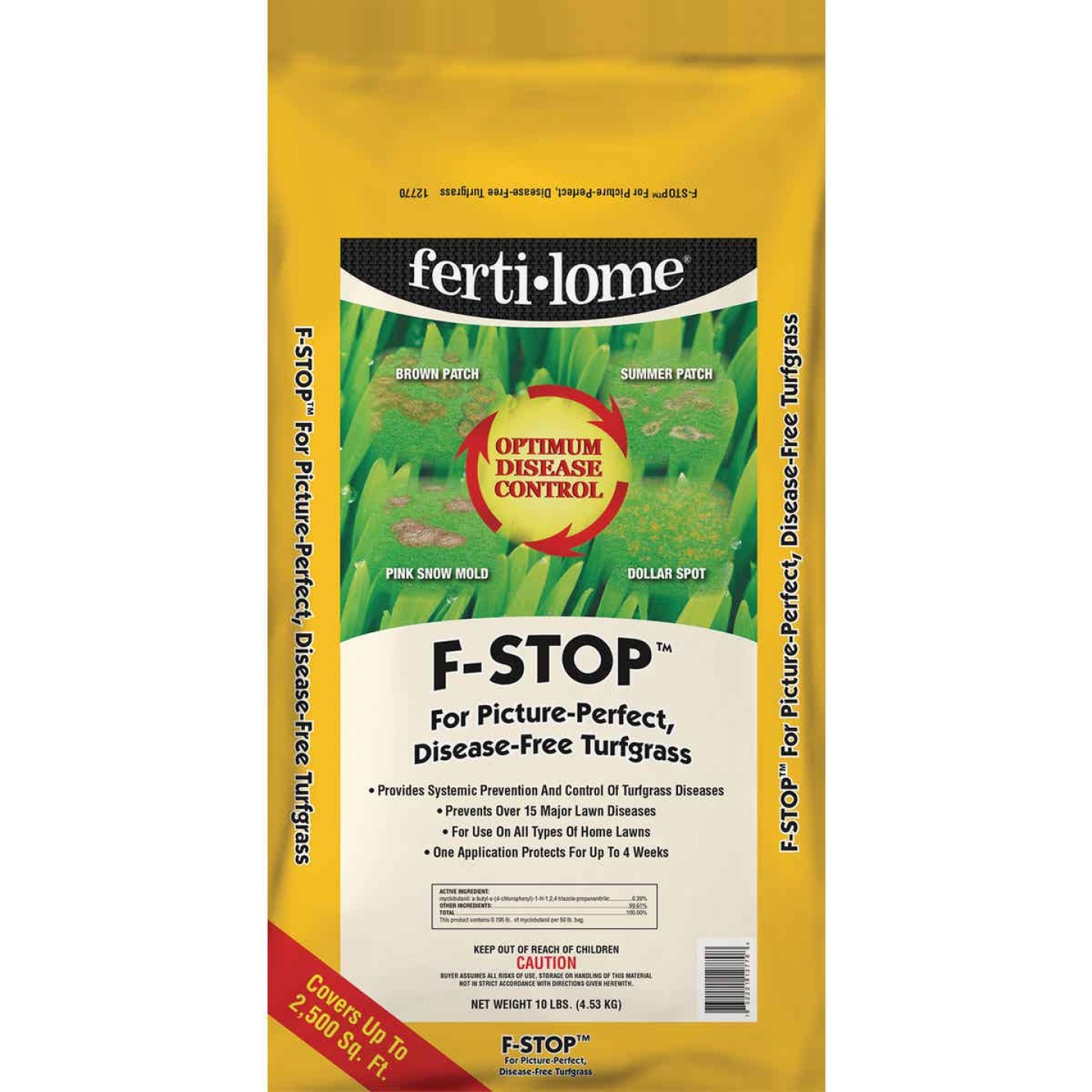 Fertilome F-Stop 8 Lb. Ready To Use Granules Fungicide Image 1