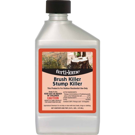 Ferti-lome 16 Oz. Concentrate Stump & Brush Vegetation Killer
