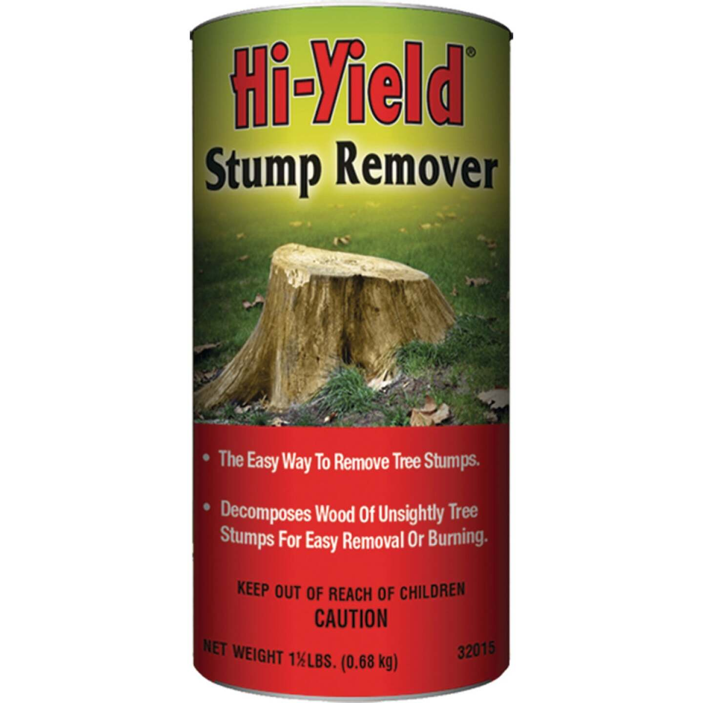 Hi-Yield 1-1/2 Lb. Granular Stump Remover Image 1