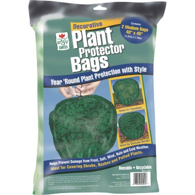 Easy Gardener 40 In. L. x 45 In. W. Reusable & Recyclable Plant Protector (2-Pack)