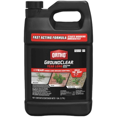 Ortho GroundClear 1 Gal. Concentrate Vegetation Killer