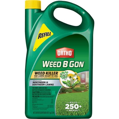 Ortho Weed-B-Gon 1 Gal. Ready To Use Refill Weed Killer For Lawns