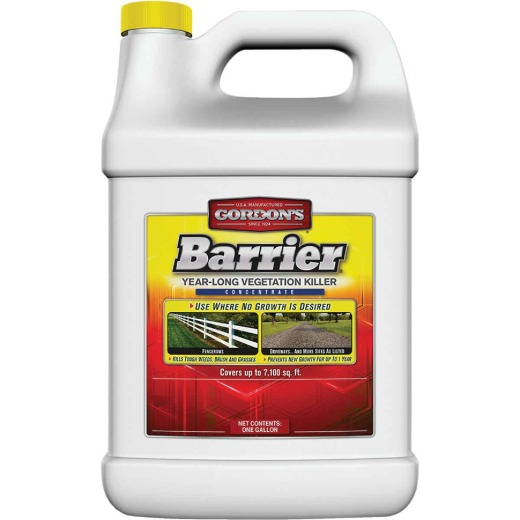 Gordons Barrier 1 Gal. Concentrate Vegetation Killer
