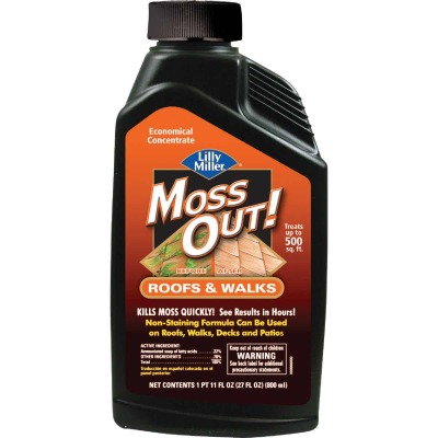 Lilly Miller MOSS OUT! 27 Oz. Concentrate Moss & Algae Killer