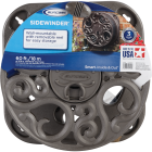Suncast 60 Ft. x 5/8 In. Brown Resin Decorative Wall Mount Hose Reel Image 2
