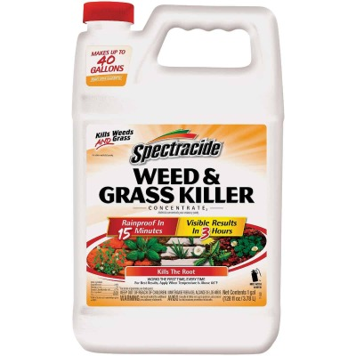 Spectracide 1 Gal. Concentrate Weed & Grass Killer