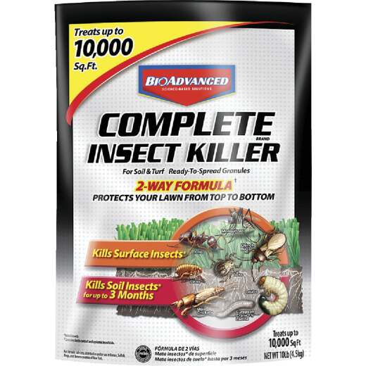 BioAdvanced Complete 10 Lb. Ready To Use Granules Insect Killer