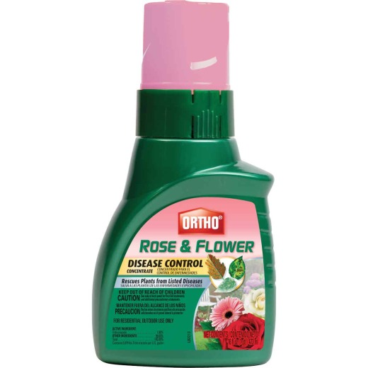 Ortho 16 Oz. Liquid Concentrate Flower & Rose Disease Control