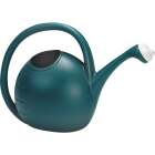 Akro Mills 2 Gal. Greenish Blue Poly Adjustable Flow Watering Can Image 1