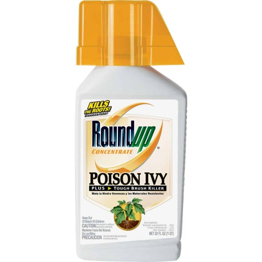 Roundup 1 Qt. Concentrate Poison Ivy Plus Tough Brush Killer