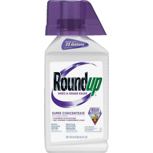 Roundup 35.2 Oz. Super Concentrate Weed & Grass Killer