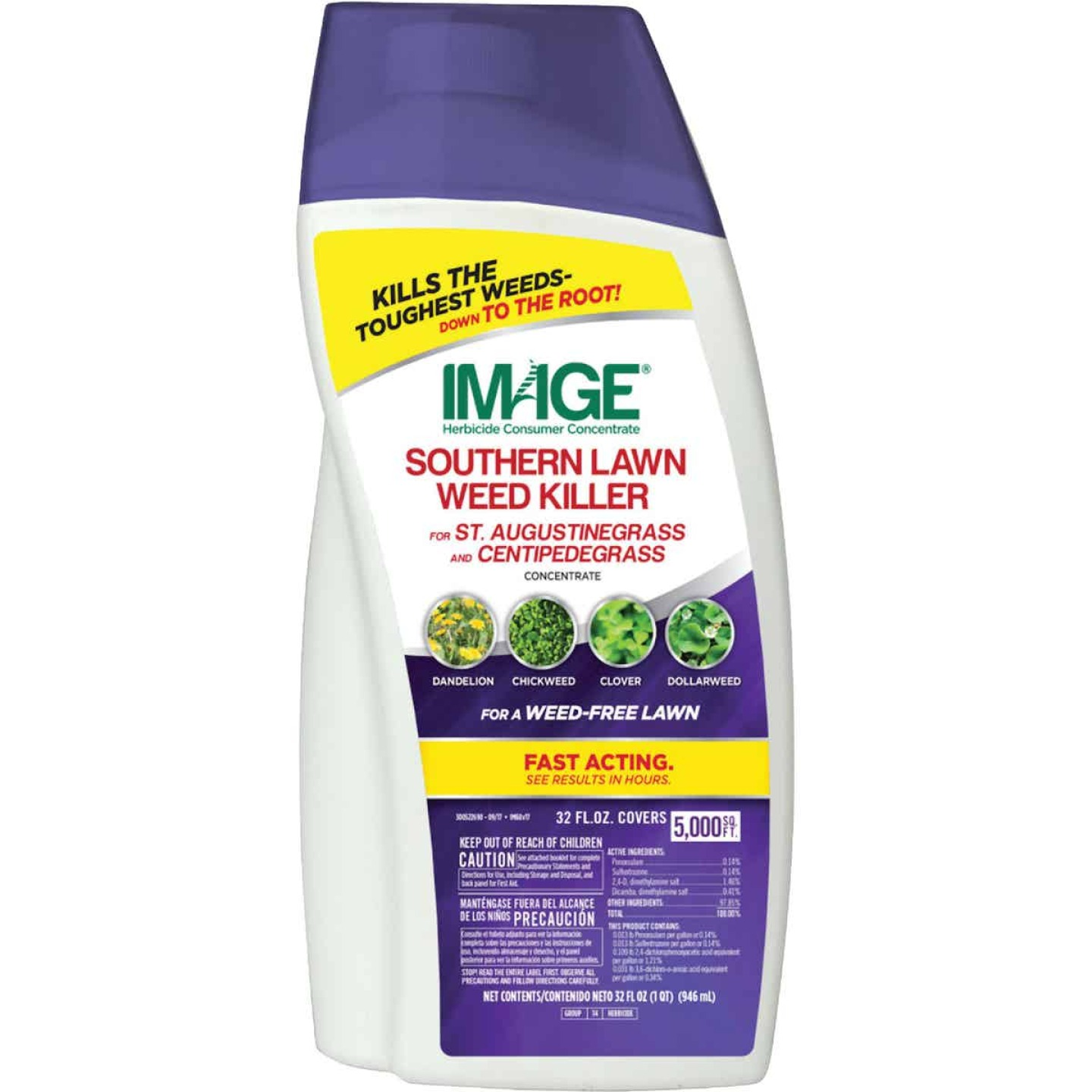 Image Southern Lawn 1 Qt. Concentrate Weed Killer Image 1