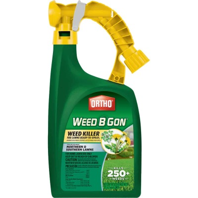 Ortho Weed-B-Gon 32 Oz. Ready To Spray Weed Killer For Lawns
