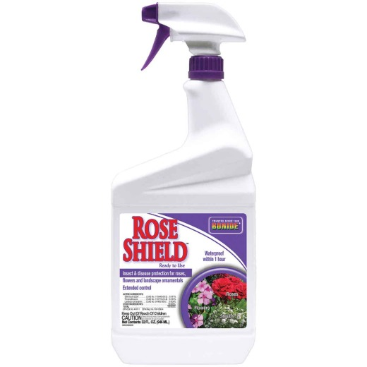 Bonide Rose Shield 1 Qt. Ready To Use Trigger Spray Insect & Disease Killer