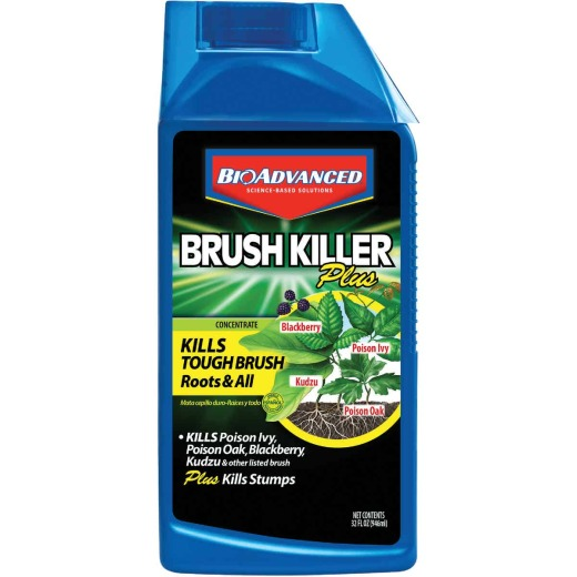 BioAdvanced 32 Oz. Concentrate Brush Killer Plus