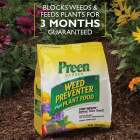 Preen Grass & Weed Preventer Plus Plant Food, 13 Lb. Image 3