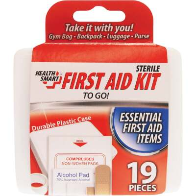 Health Smart First Aid Kit (19-Pc.)